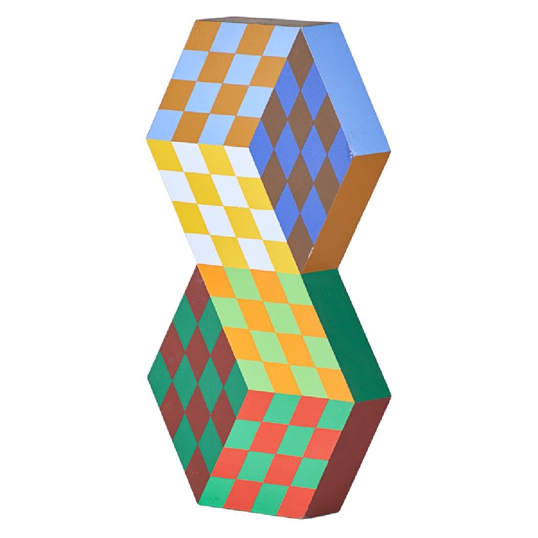 Victor Vasarely (French/Hungarian, 1908-1997) - 2