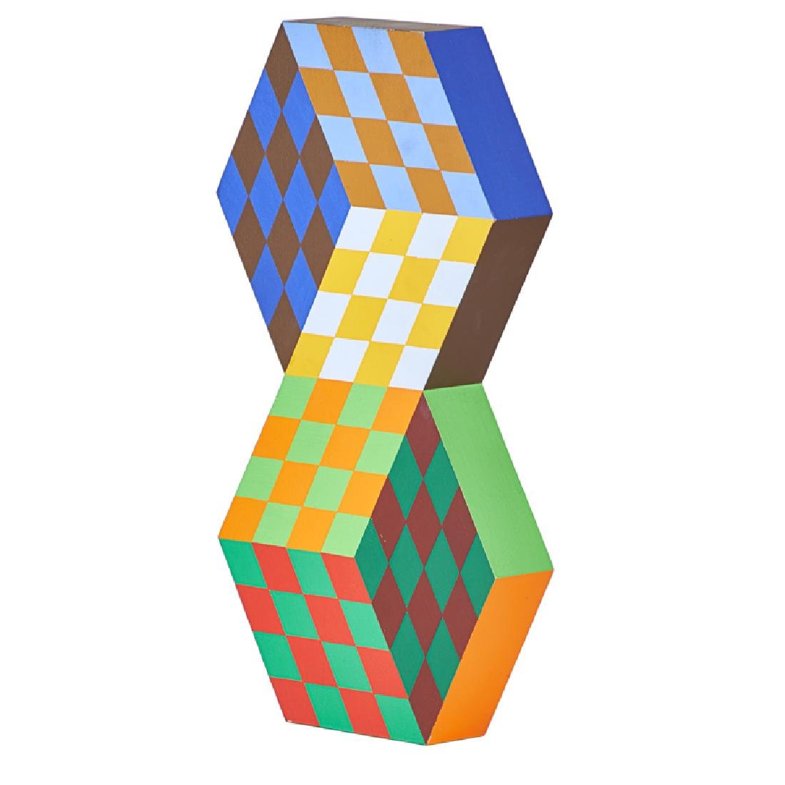 Victor Vasarely (French/Hungarian, 1908-1997) - 3