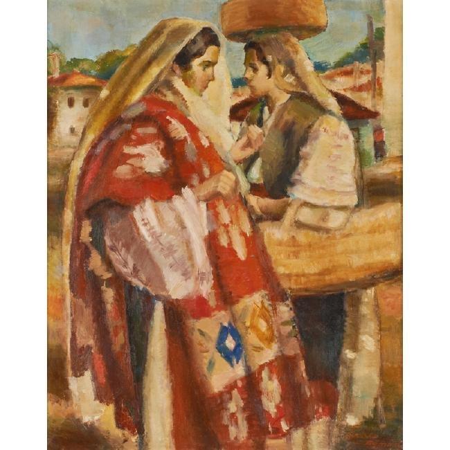 Francisc Sirato (Romanian, 1877-1953)