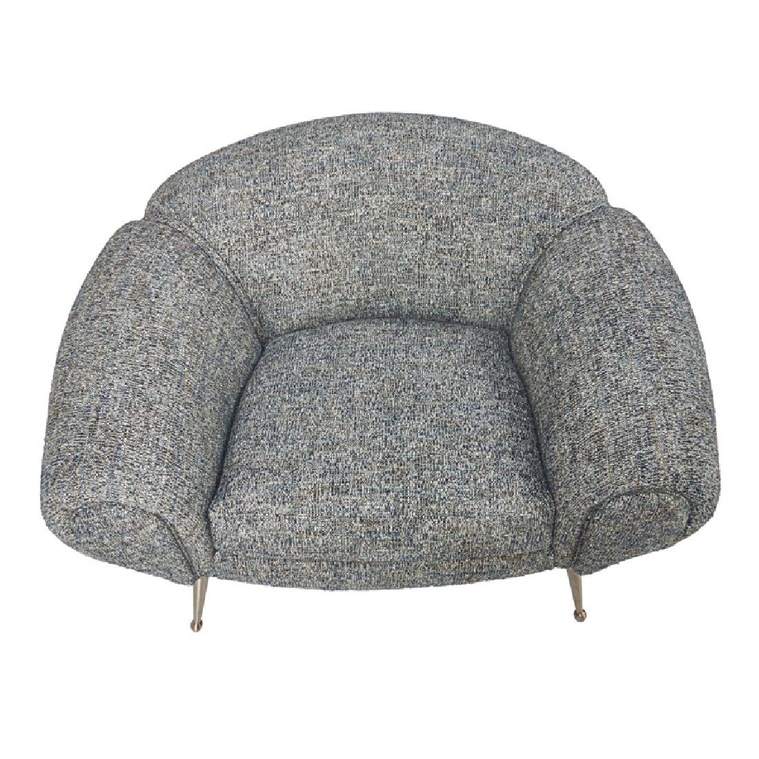 STYLE OF ILLUM WIKKELSO Sofa and lounge chair - 4