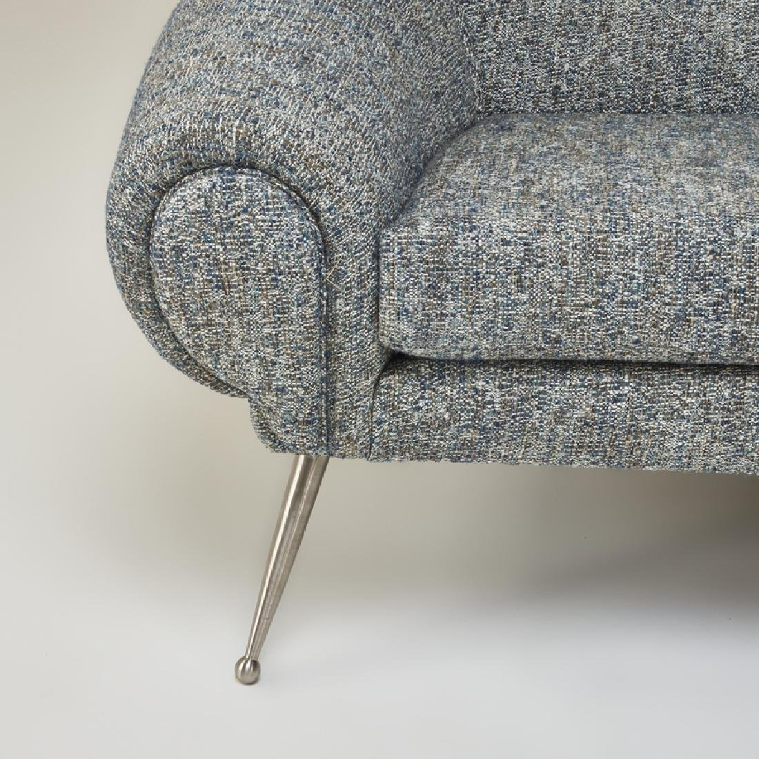 STYLE OF ILLUM WIKKELSO Sofa and lounge chair - 7