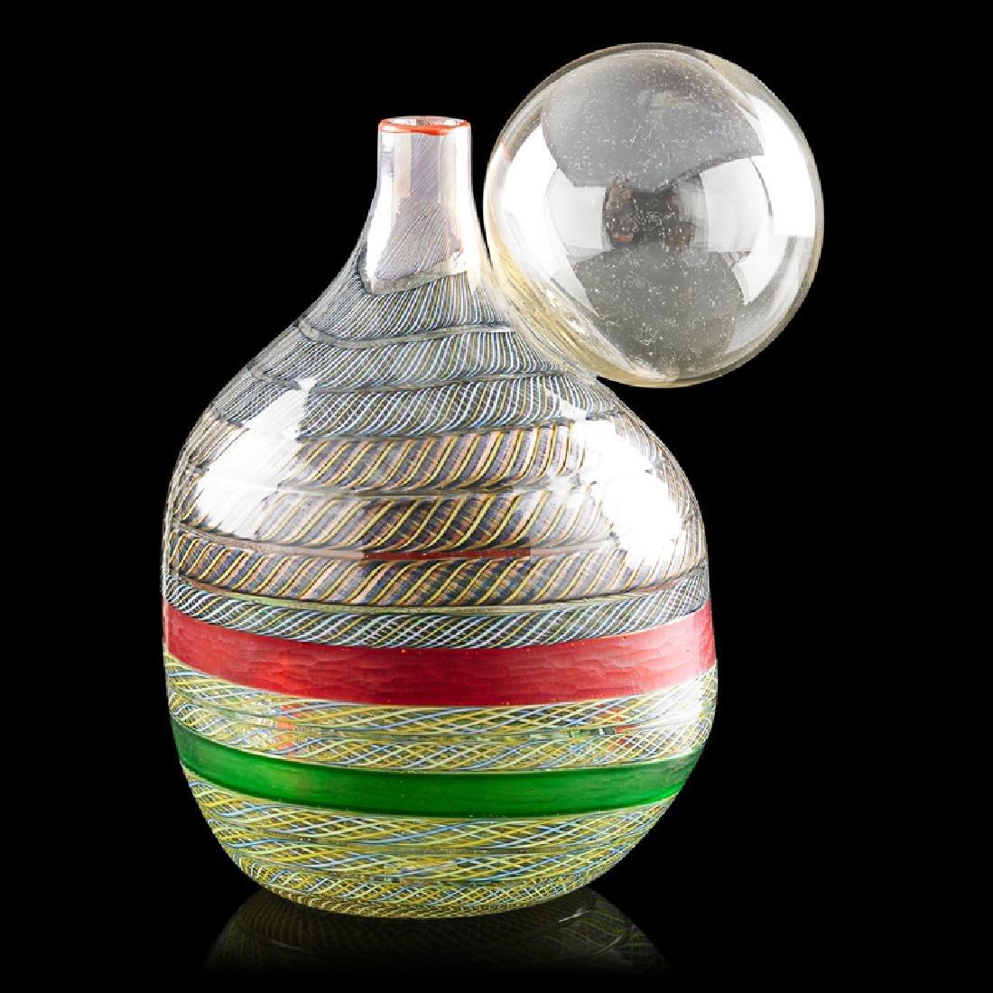 YOICHI OHIRA Vase with drawing