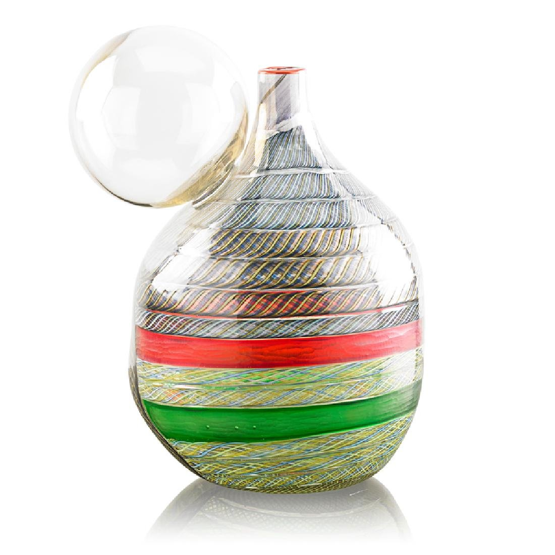YOICHI OHIRA Vase with drawing - 4