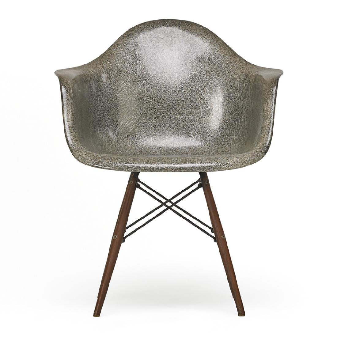 CHARLES & RAY EAMES; HERMAN MILLER/ZENITH Chair