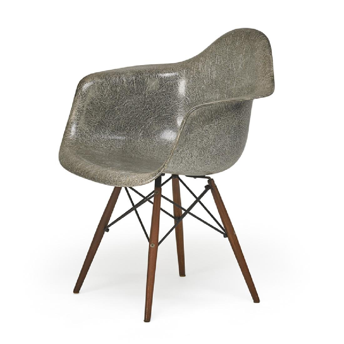 CHARLES & RAY EAMES; HERMAN MILLER/ZENITH Chair - 2