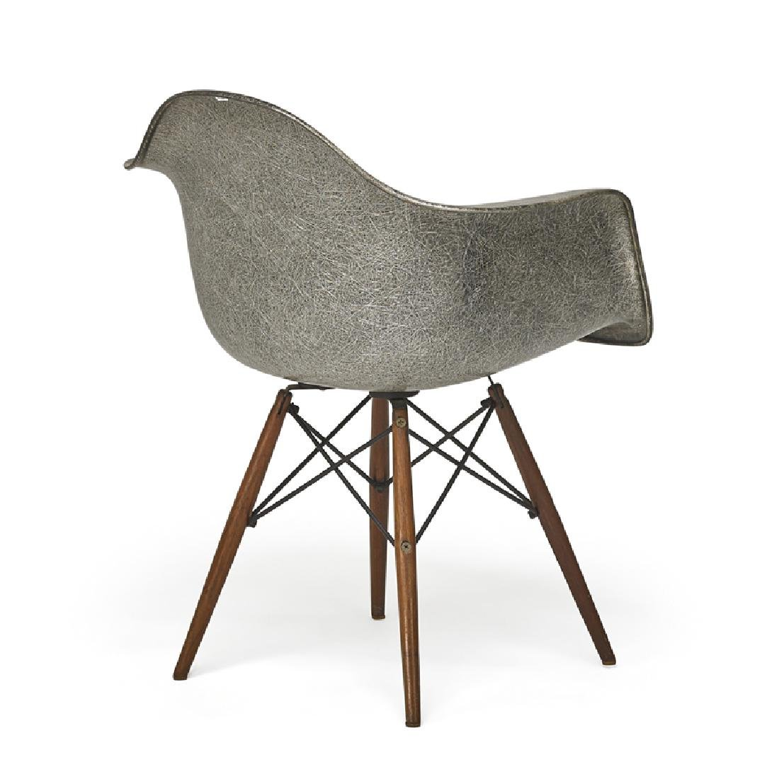 CHARLES & RAY EAMES; HERMAN MILLER/ZENITH Chair - 3