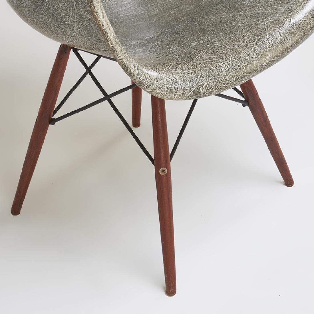 CHARLES & RAY EAMES; HERMAN MILLER/ZENITH Chair - 5