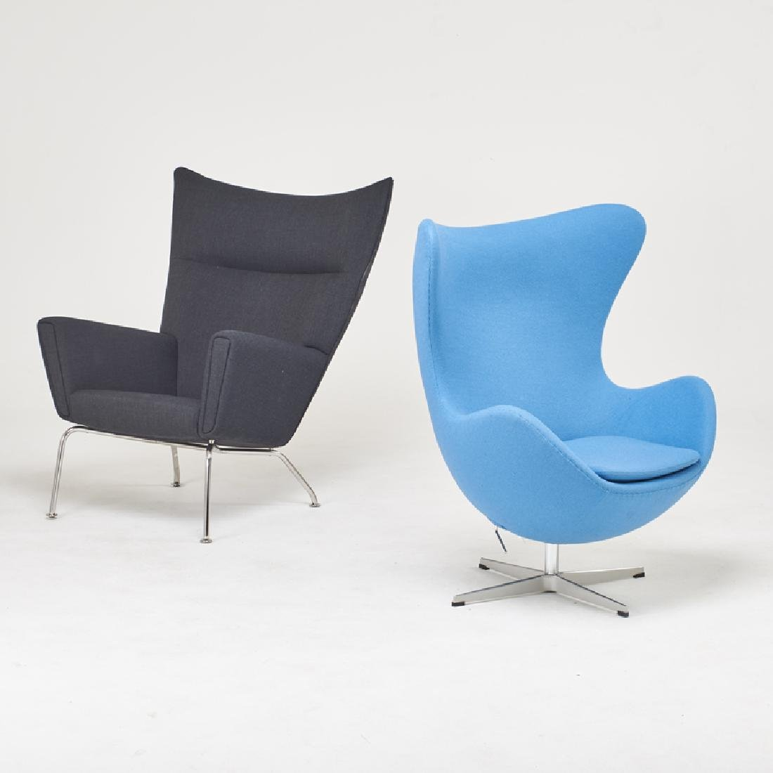 STYLE OF ARNE JACOBSEN, ETC.