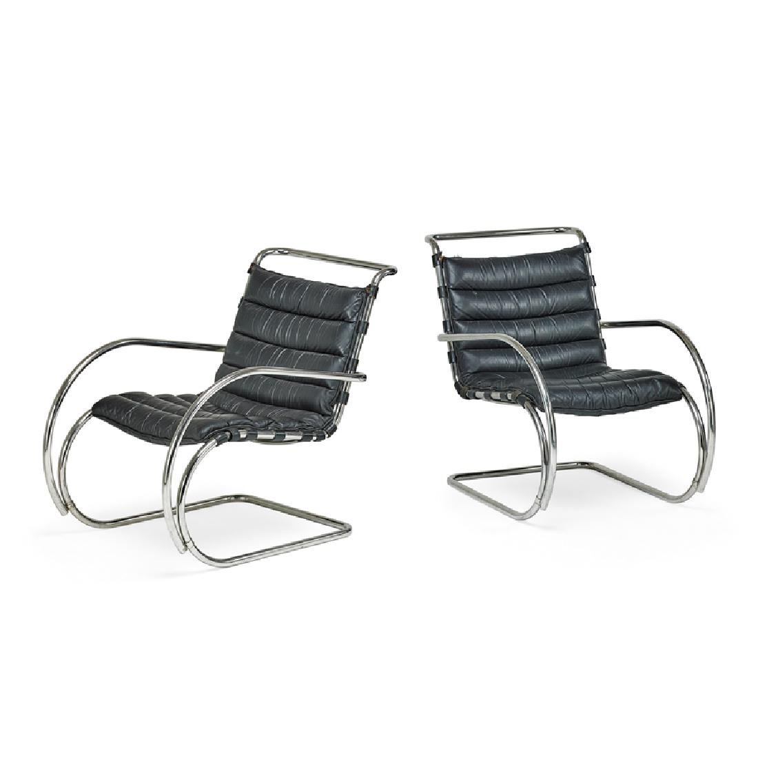 LUDWIG MIES VAN DER ROHE; KNOLL INTERNATIONAL