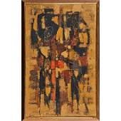 LEO QUANCHI (American, 1892-1974)