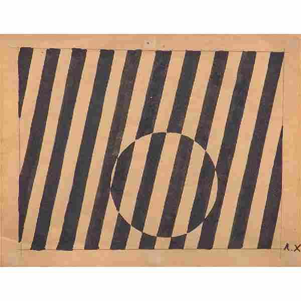 Lazar Khidekel (Russian, 1904-1986)