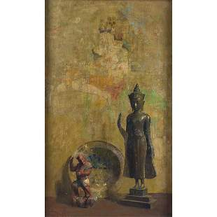 Hovsep Pushman (Armenian/American, 1877–1966)
