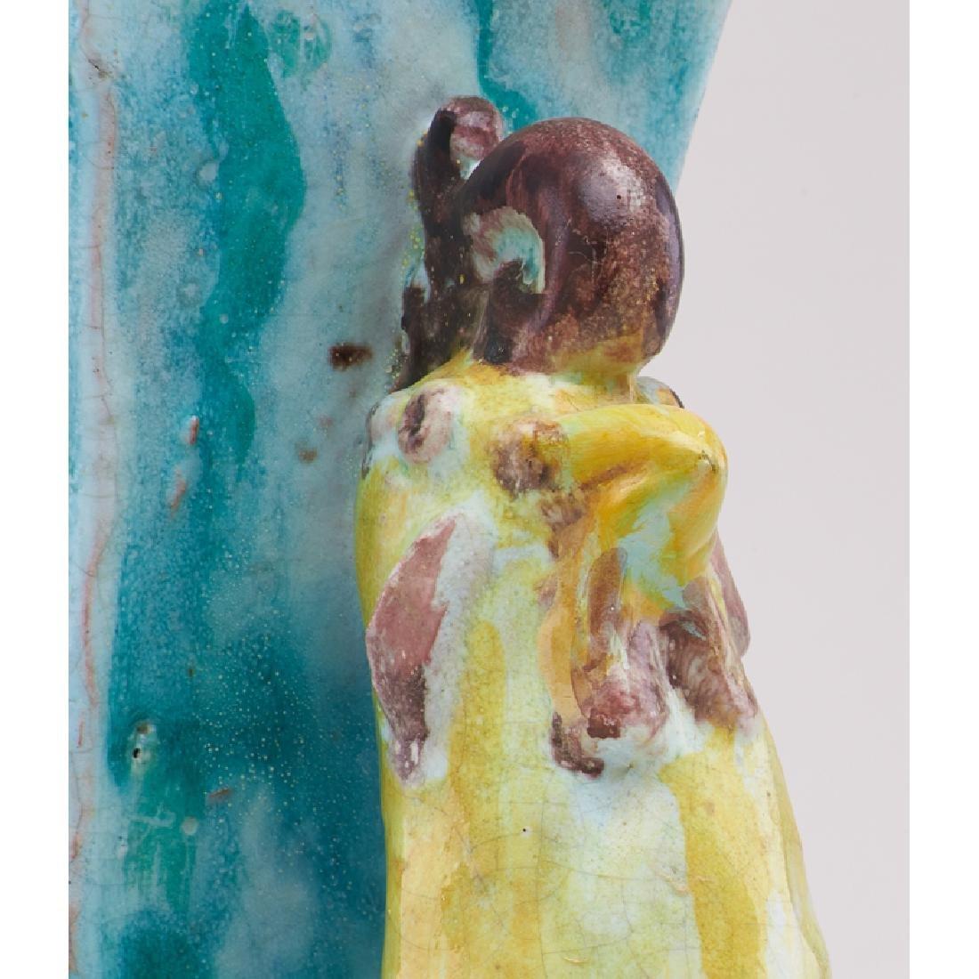 RENE BUTHAUD Vase and lidded vessel - 3