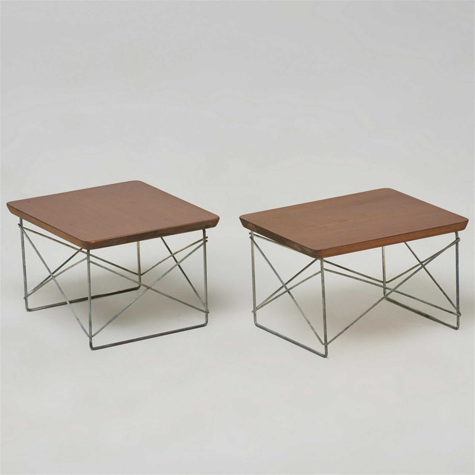 CHARLES AND RAY EAMES; HERMAN MILLER