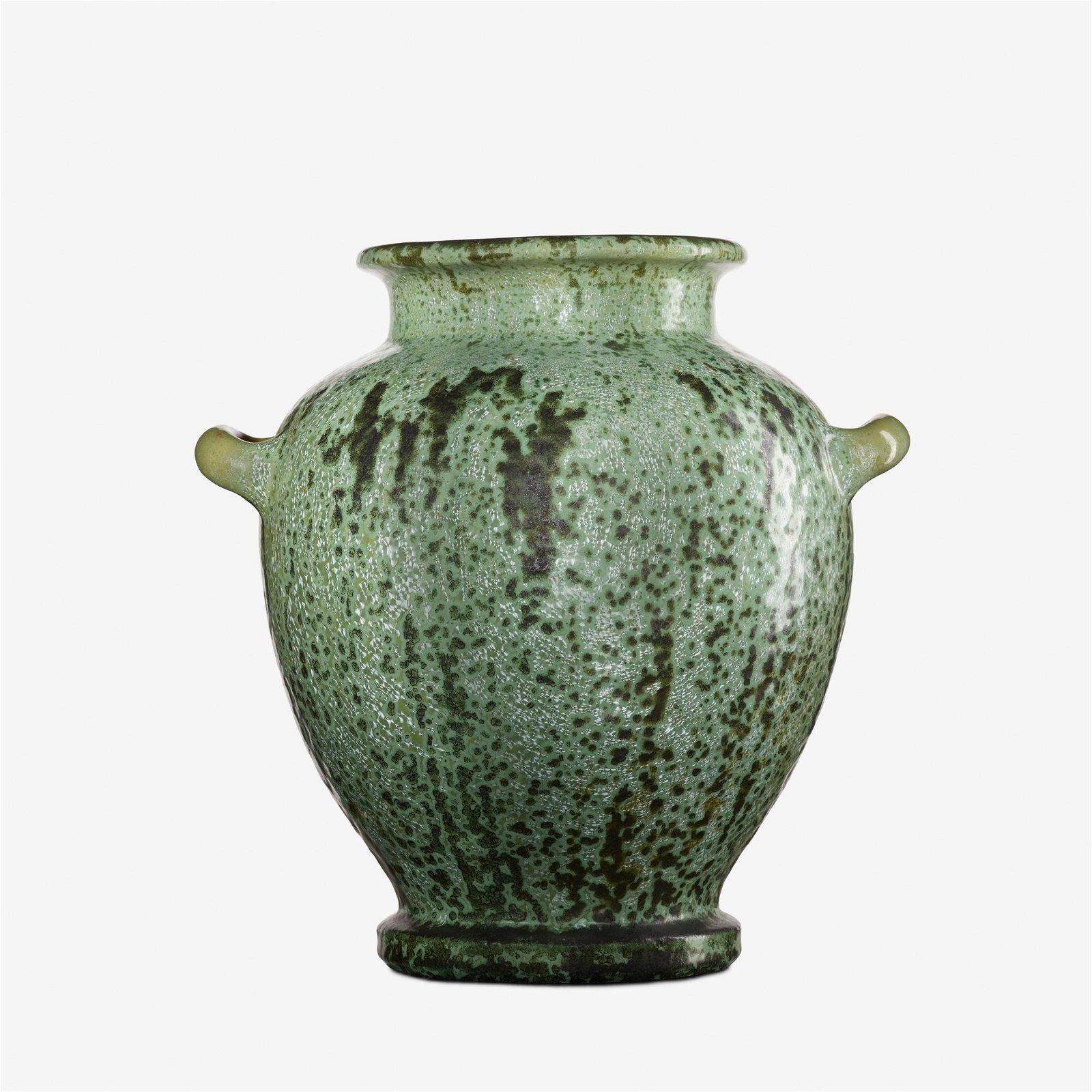 Fulper Pottery, vase