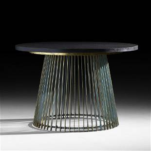 Paul Evans and Phillip Lloyd Powell, occasional table