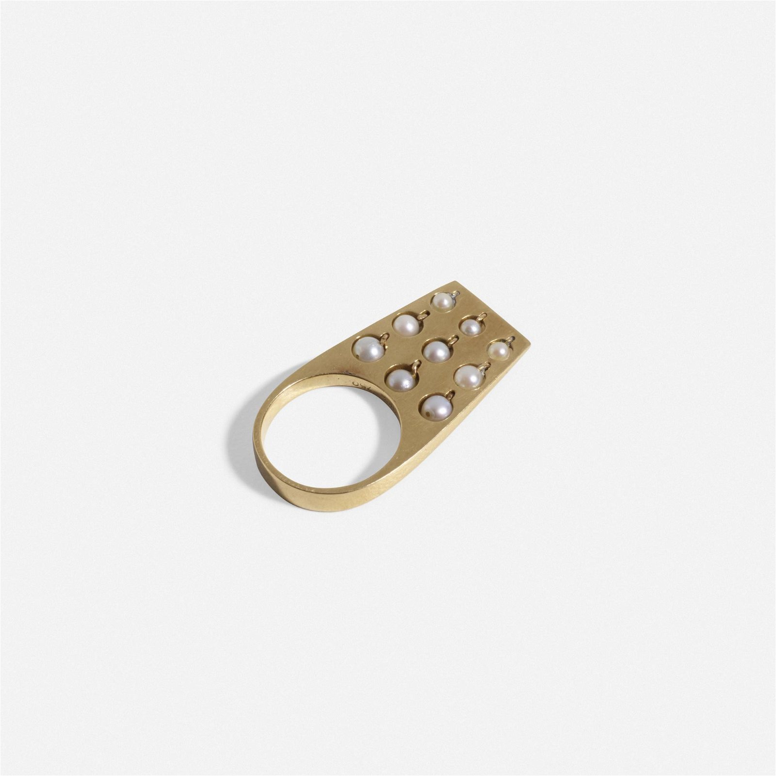 Bent Exner, kinetic ring