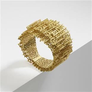 Ernest Blyth, bracelet
