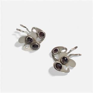 Sam Kramer pair of earrings