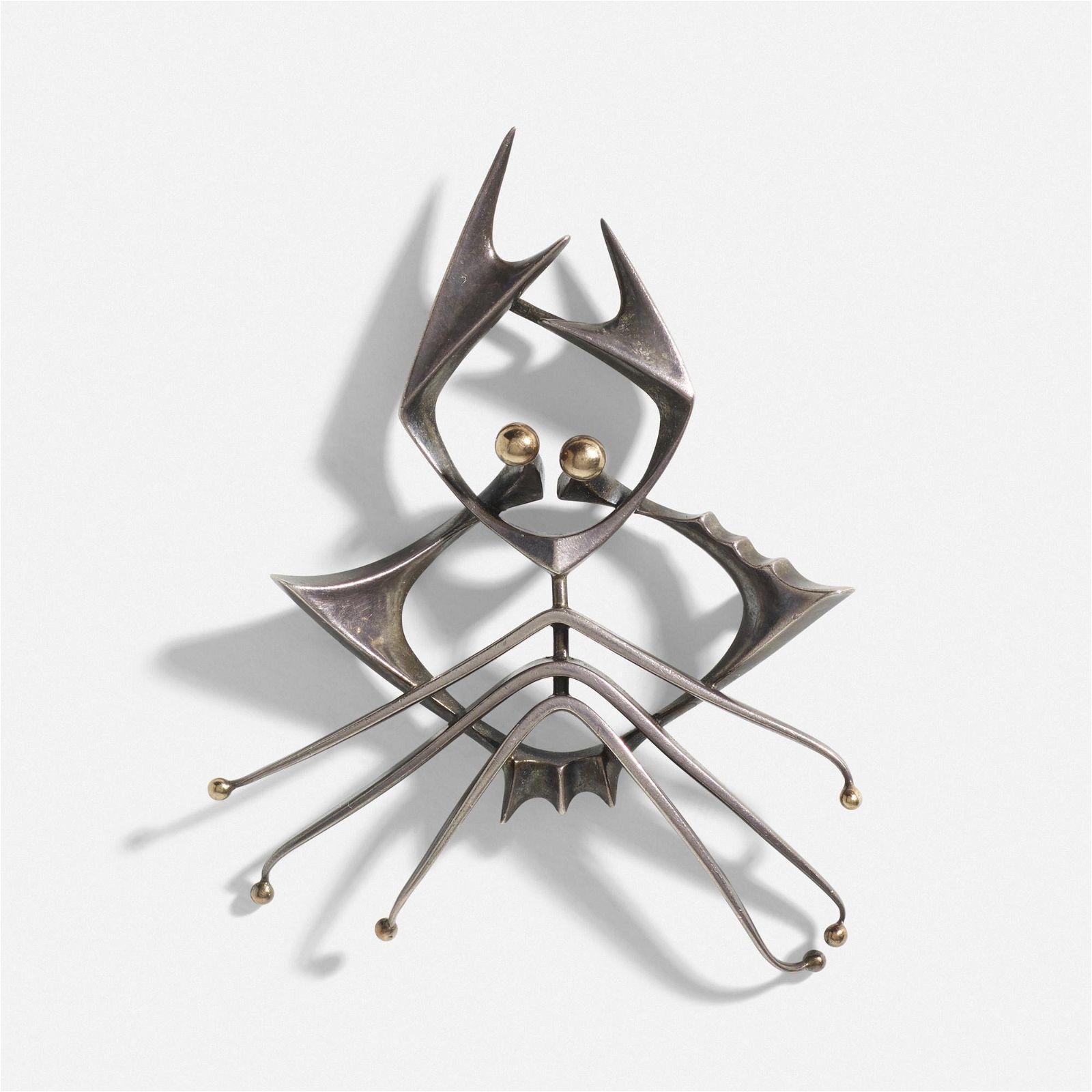 John Prip, Crab brooch