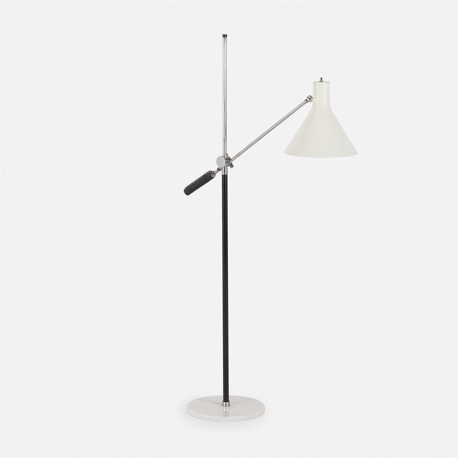 Koch & Lowy, floor lamp