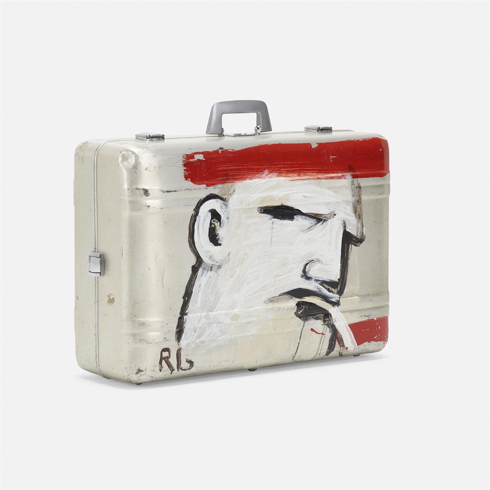 Robert Loughlin, Untitled (Briefcase)