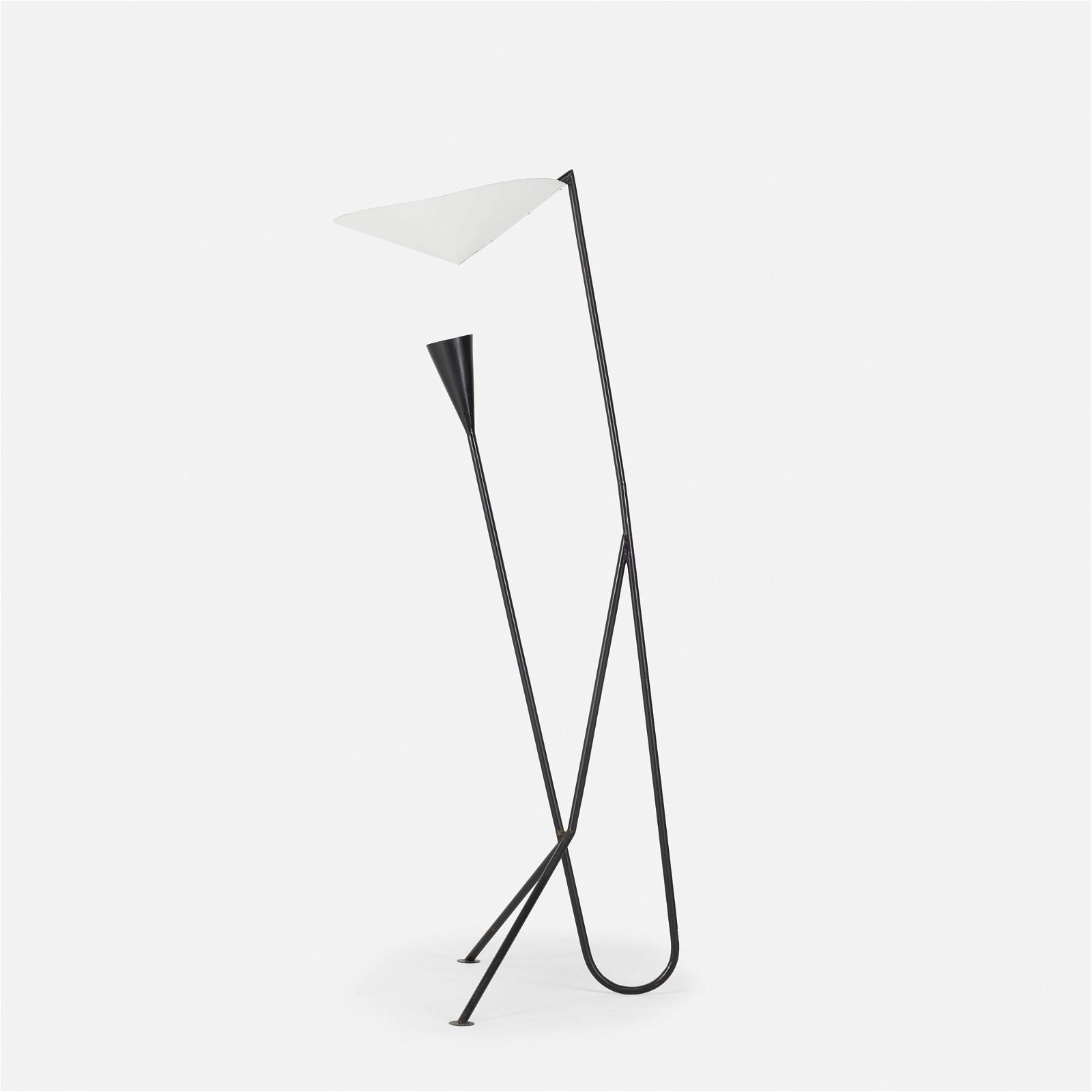 French, floor lamp