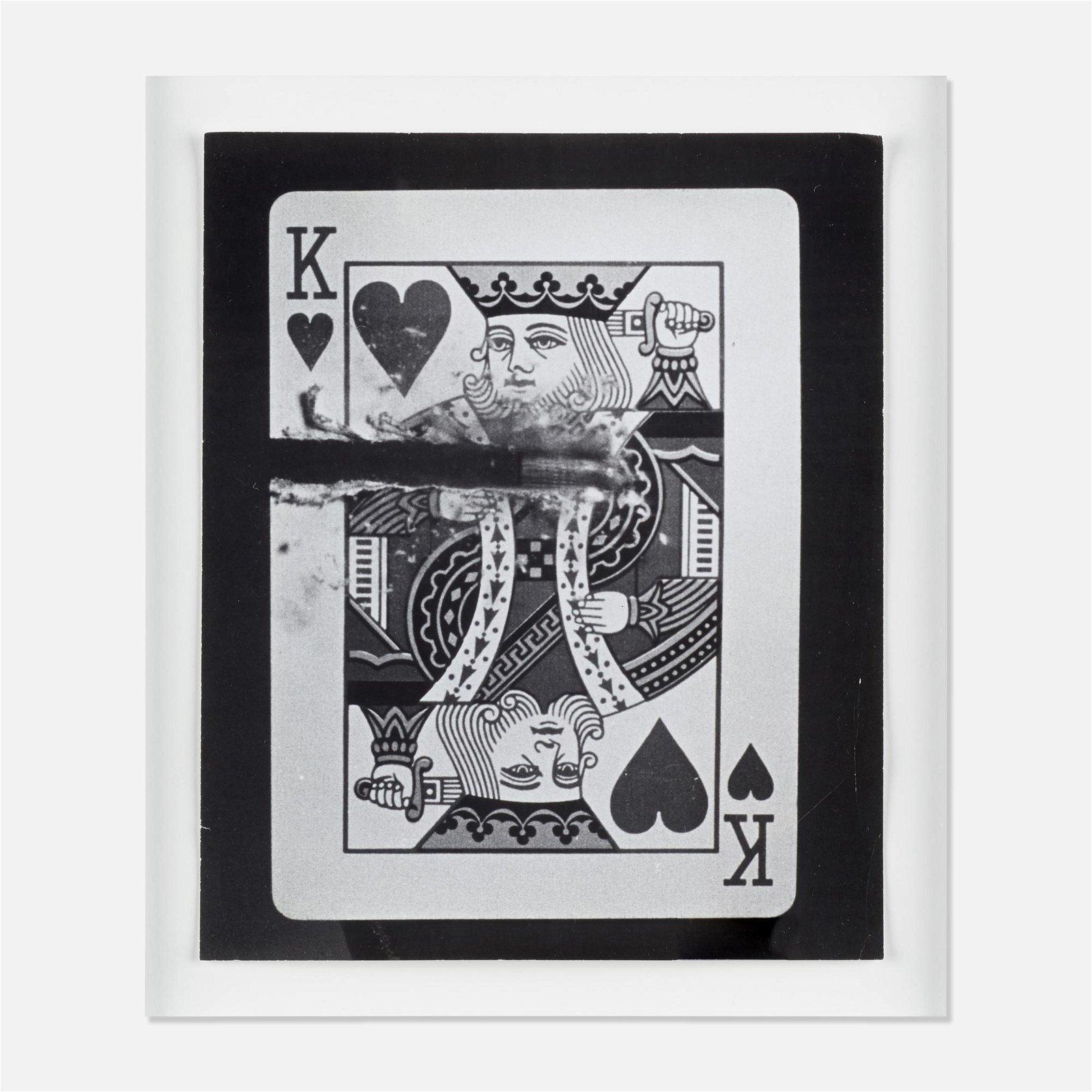 Harold Edgerton, Untitled (King of Hearts)