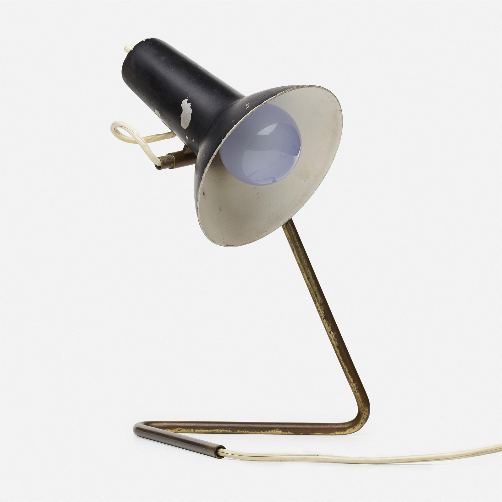 Gino Sarfatti, table lamp, model 551