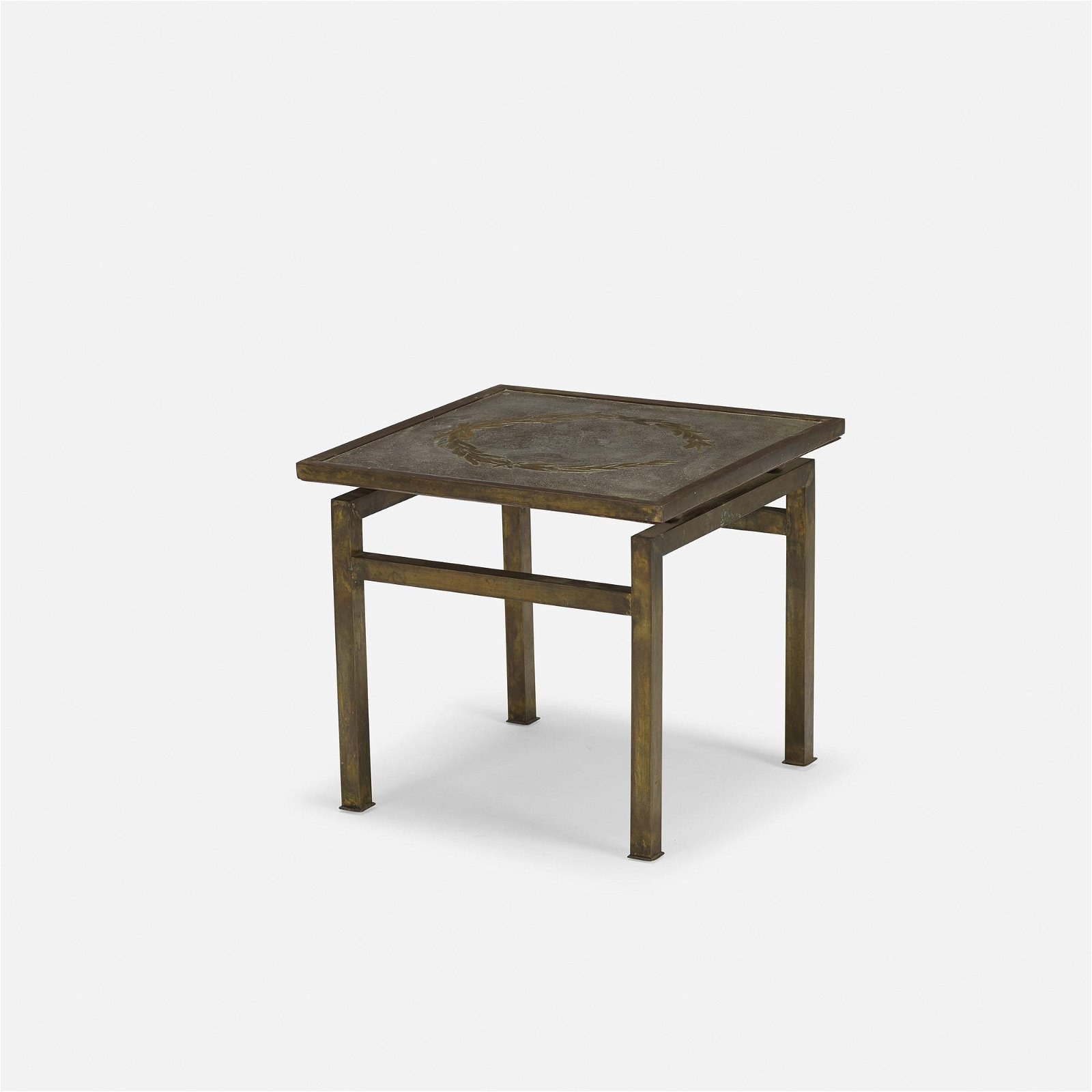 Philip and Kelvin LaVerne, side table