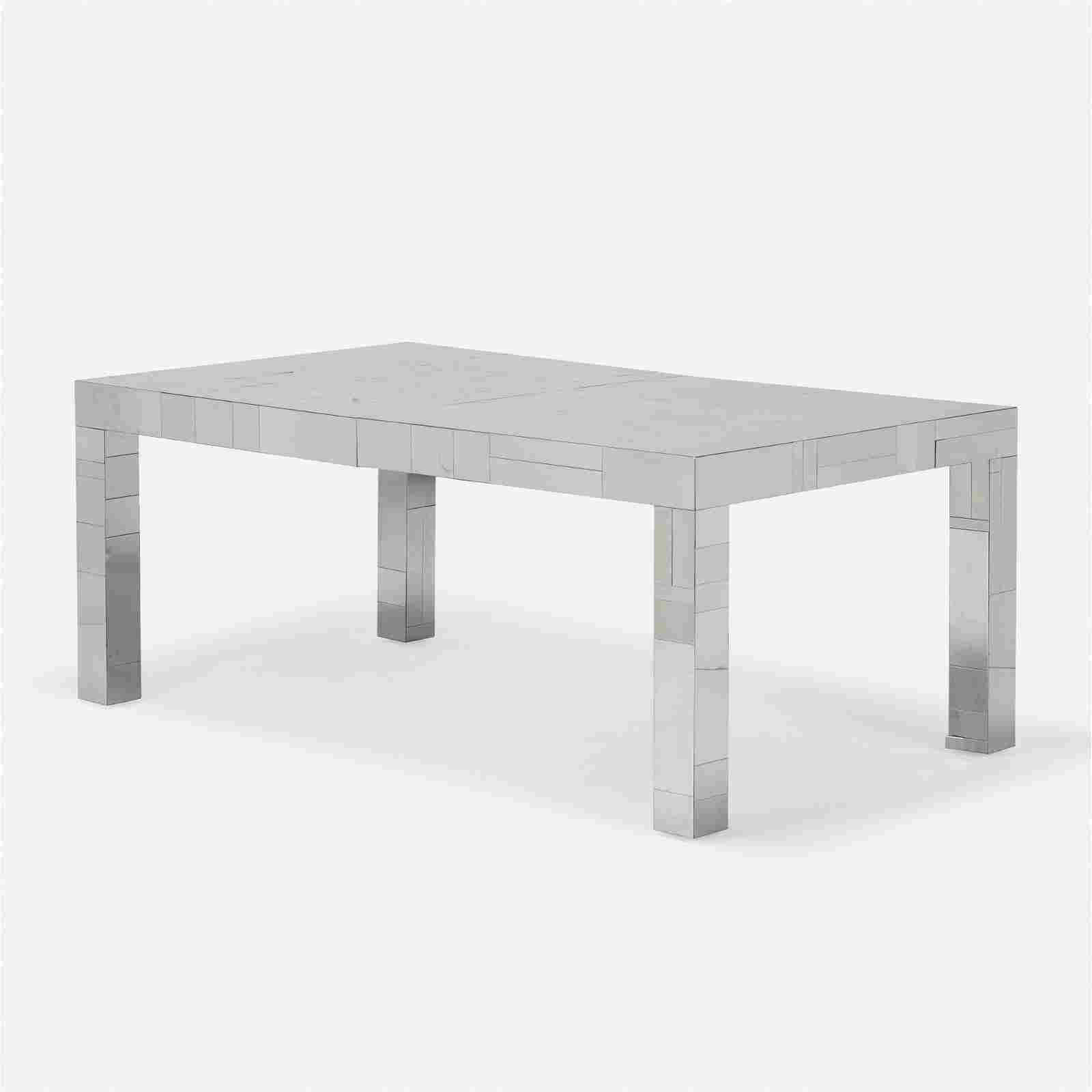 Paul Evans, Cityscape dining table, model PE 209
