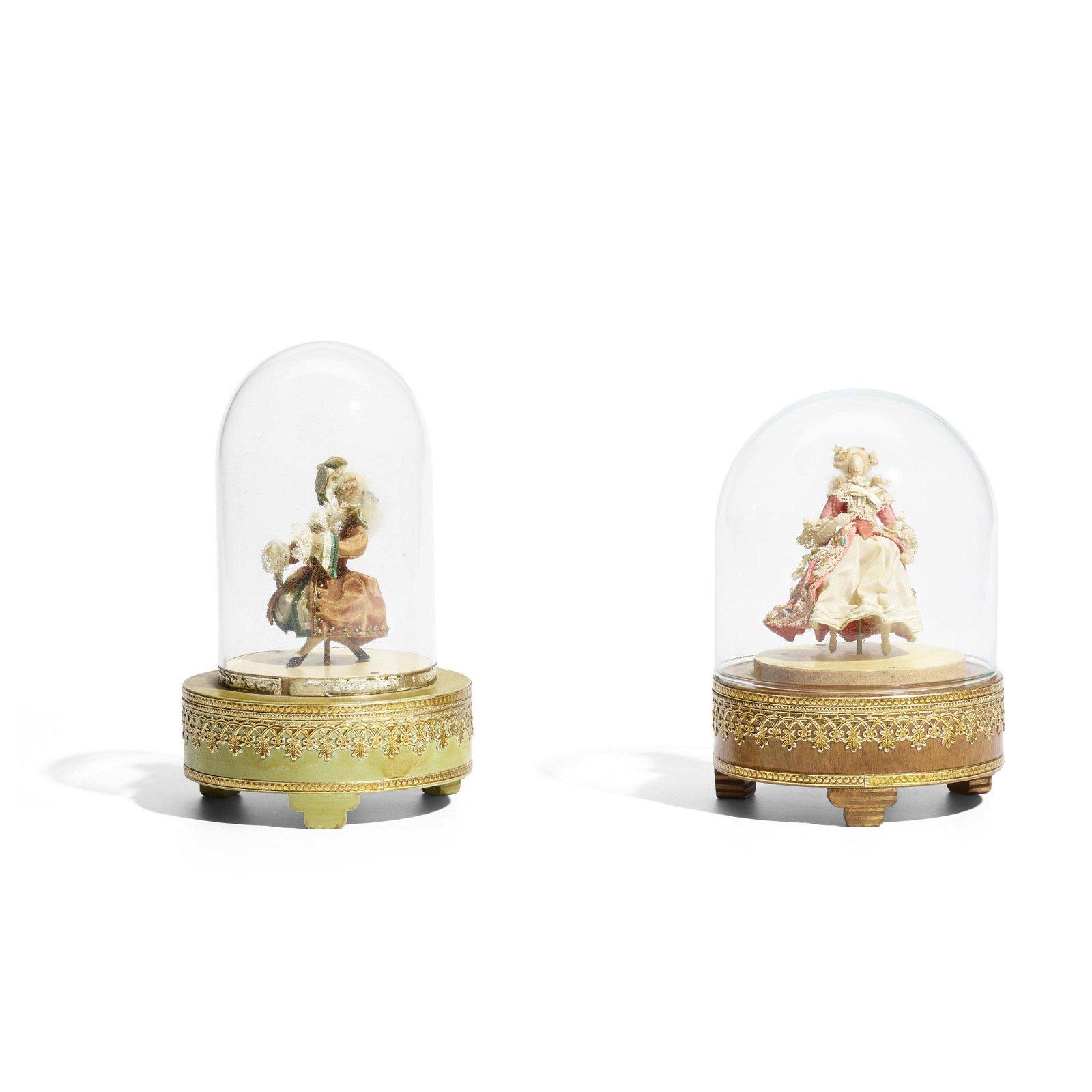 Louis Vuitton, Automatons, set of two