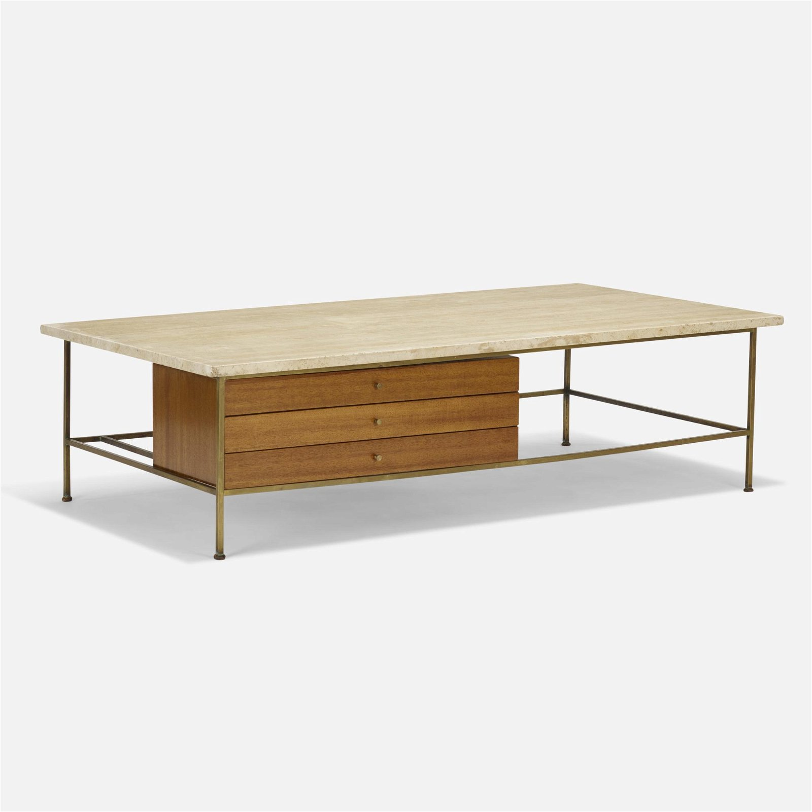 Paul McCobb, Irwin Collection coffee table, model 8705