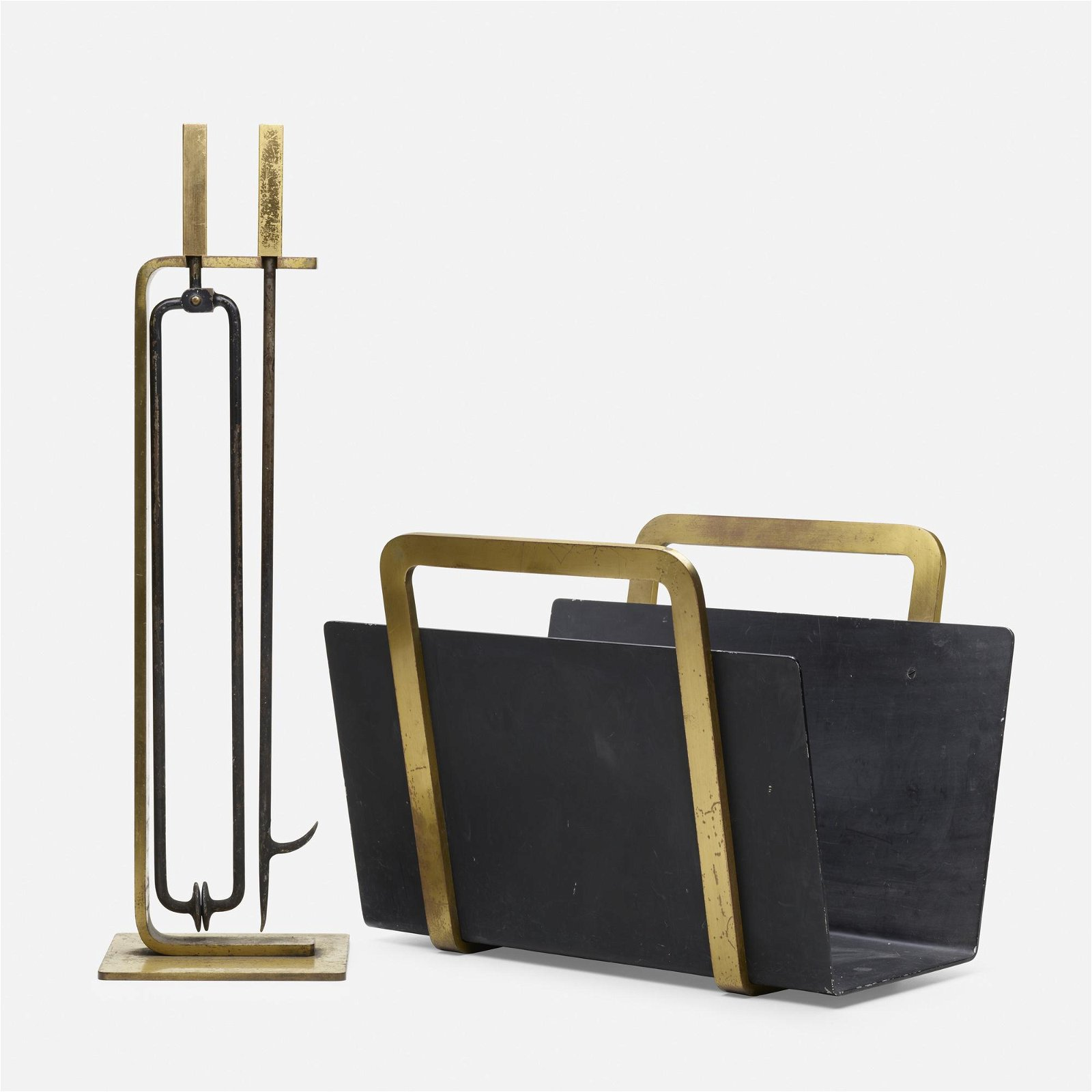 Modernist, fireplace accessories