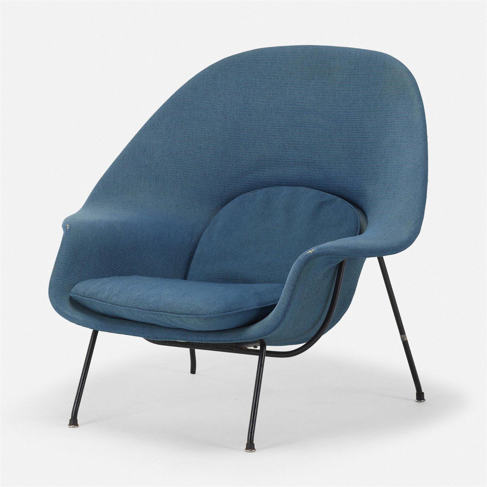 Eero Saarinen, Womb chair