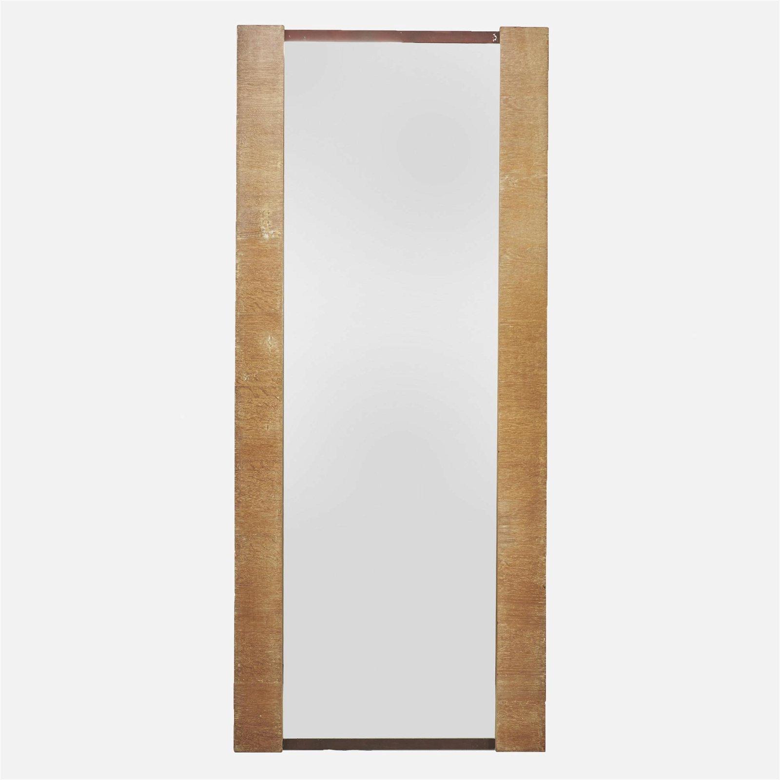 Contemporary, custom mirror