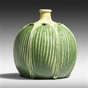 Grueby Faience Company, Rare and Early vase