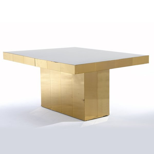 3A: PAUL EVANS Cityscape extension dining table