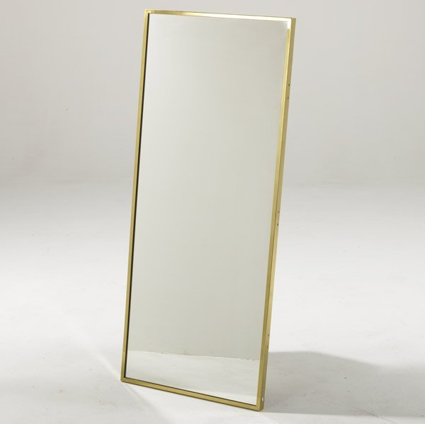 6: PAUL MCCOBB / CALVIN Rectangular wall mirror
