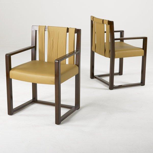 7: T.H ROBSJOHN-GIBBINGS Pair of armchairs