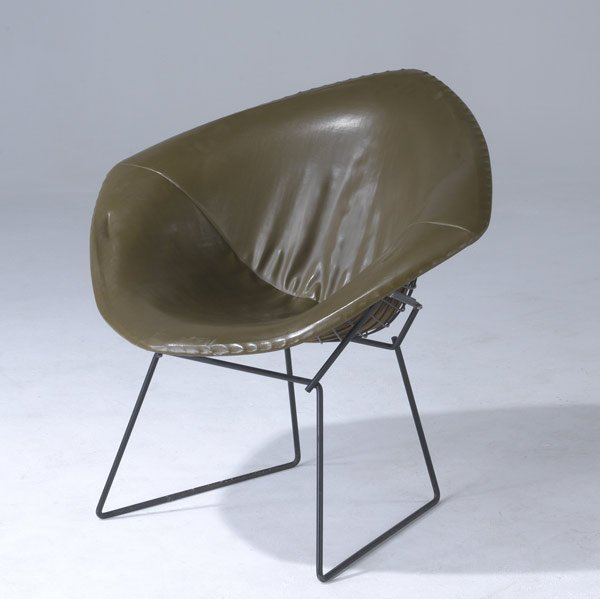 20: HARRY BERTOIA / KNOLL Diamond chair