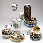 722: NIPPON AND JAPANESE PORCELAIN