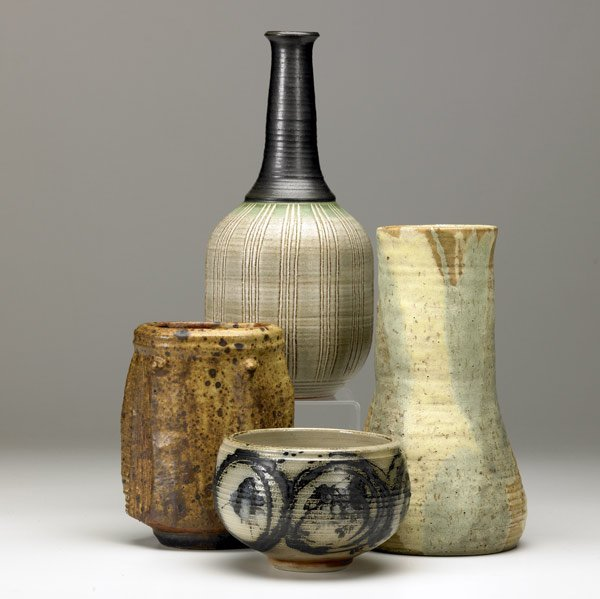 77: HEINO/ SUSAN HUGHES / GERRY WILLIAMS Pottery