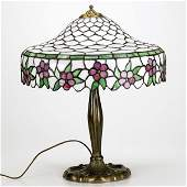 1225: CHICAGO MOSAIC Table lamp