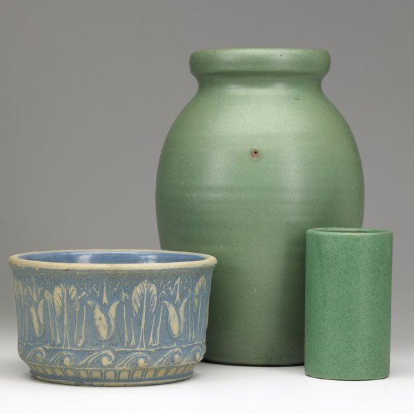 1292: ARTS AND CRAFTS POTTERY