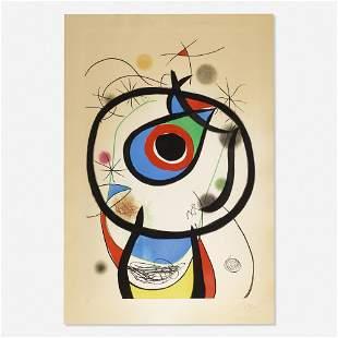 Joan Miró, Galathée