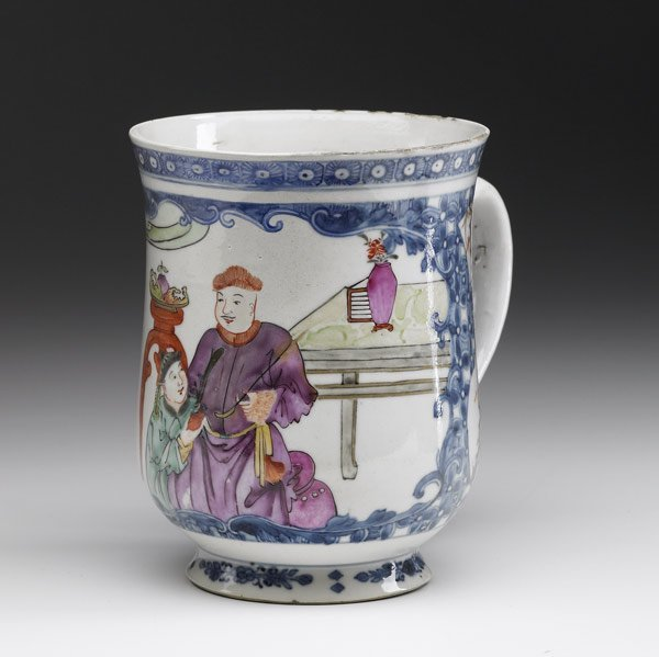 3: CHINESE EXPORT Cider mug