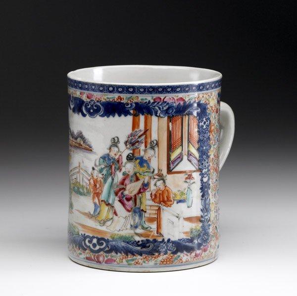 4: CHINESE EXPORT Cider mug