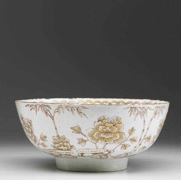 18: CHINESE EXPORT Deep bowl