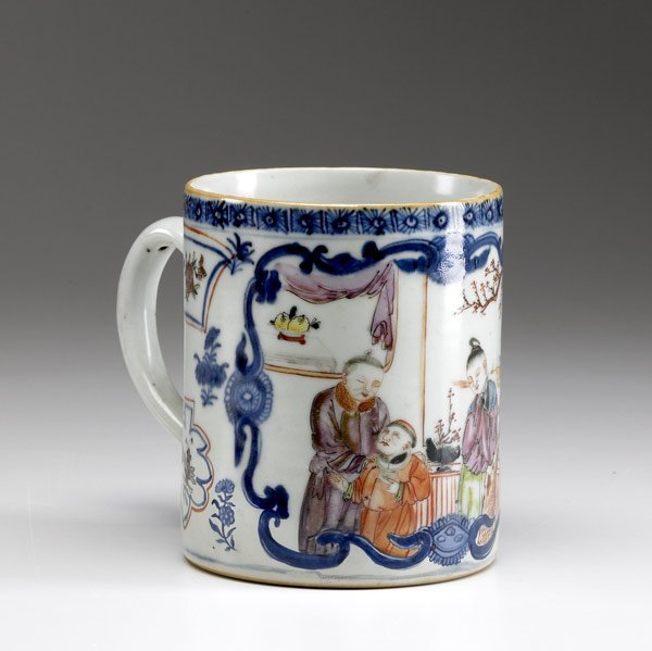 20: CHINESE EXPORT Cider mug